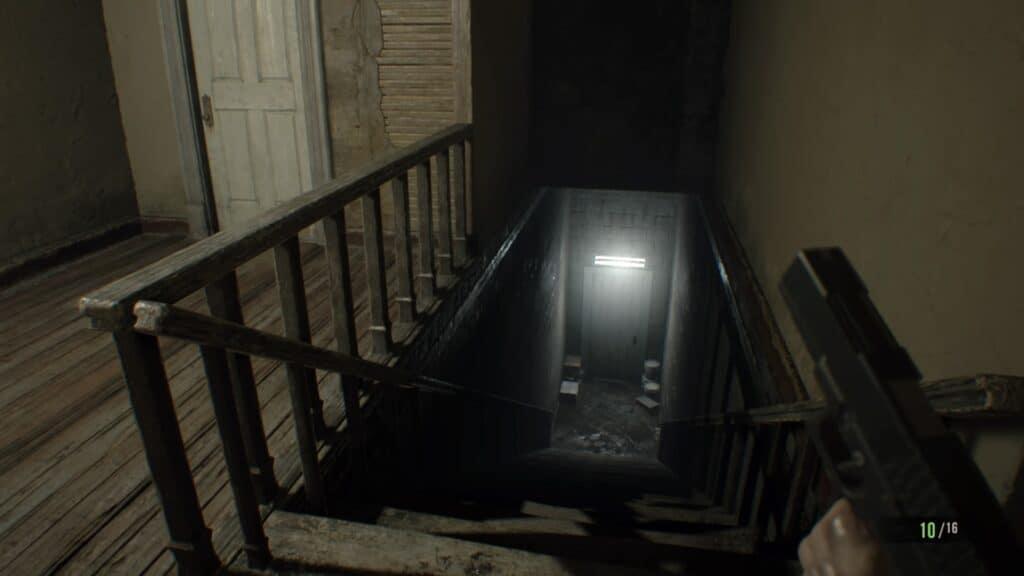 Radon in the basement?