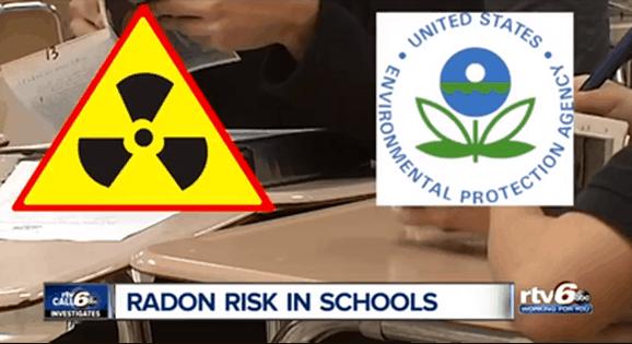 Radon Testing in Schools